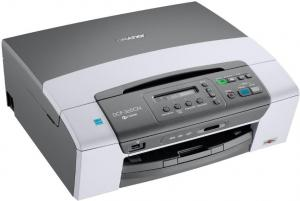 brother DCP 365CN colour multifunction printer