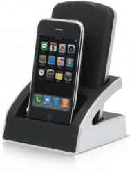 Buffalo Dualie 500GB Combined Portable Storage Docking Station Applei phone i pod