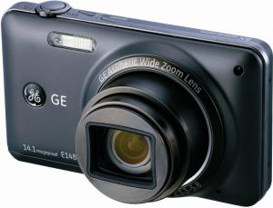 ge E1486 compact digital camera