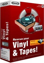 magix rescue your vinyl and tapes 2