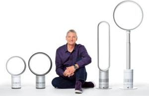 dyson air multiplier range