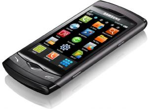 samsung wave s8500 mobile phone