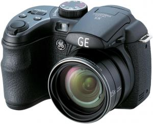 GE X5 digital camera
