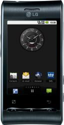 lg optimus gt540 android smart phone