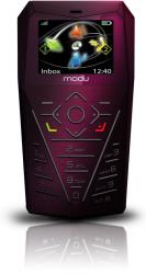 modu mobile phone in jacket
