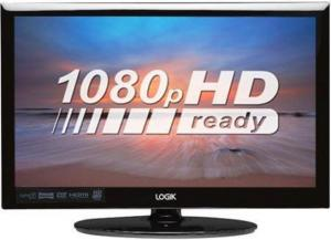 Logik HD Ready 22inch TV DVD