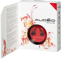 Audeo PFE 012 headphones packaging