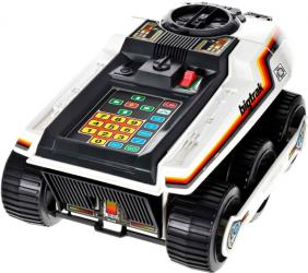 big trak controls