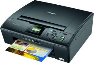 brother DCP J125 multi function printer scanner