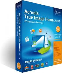acronis true image 11 home edition