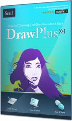 serif drawplus X4 vector drawing package