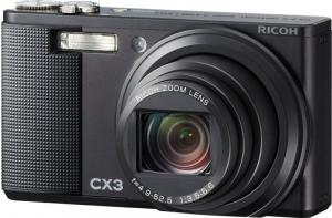 ricoh cx3 compact digital camera
