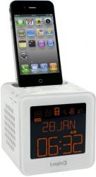 logic 3 i Station TimeCube apple ipod touch