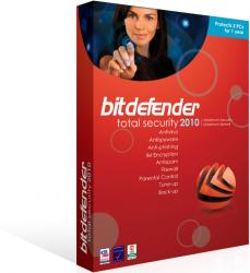 bitdefender 2011 total security