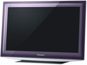 panasonic Viera TX L32D25B lcd tv ipod dock