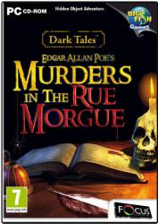 edgar allan poe murders in the Rue Morgue