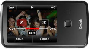 kodak playtouch video editing