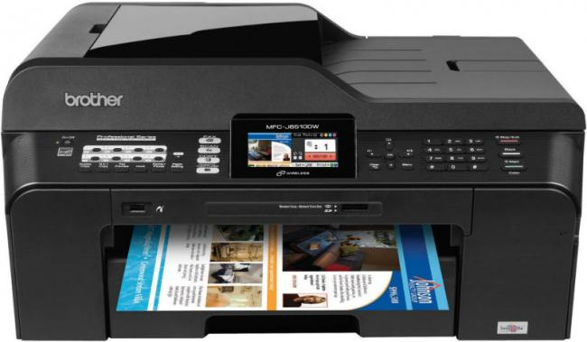 Review : Brother MFC-J6510 Multi-function A3 printer