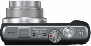 panasonic dmc tz10 compact digital camera controls