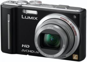 panasonic lumix tz10 compact digital camera