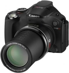 Canon PowerShot SX130is Digital Camera