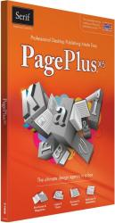 serif pageplus x5 desktop publishing