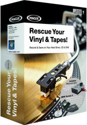 magix rescue your vinyl and tapes version 3
