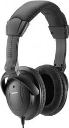 lenco HP 080 noise cencelling headphone