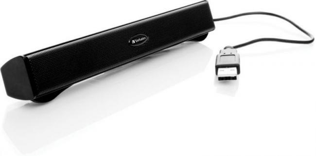 Verbatim Portable Usb Audio Bar
