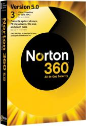 norton 360 version 5 Internet security suite