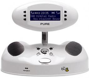 pure bug dab digital radio
