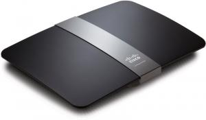 cisco linksys e4200 wireless router