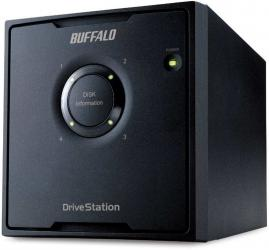 buffalo drivestation quad hdd RAID