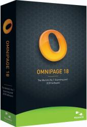 nuance omnipage 18 ocr software