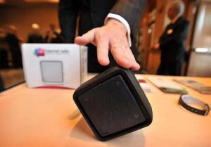 Q2 Cube Wireless Internet Radio