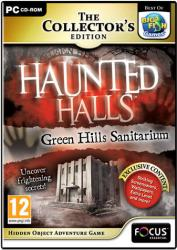 haunted halls Green Hills Sanitarium