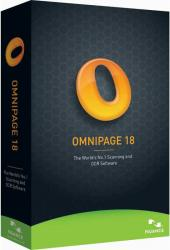 omnipage 18 scanning ocr software