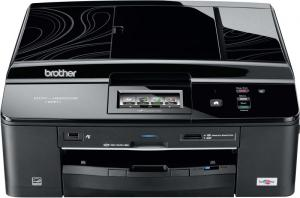 brother DCP J925DW all in one print scan copy