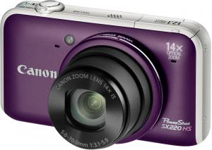 canon powershot sx220 hs compact digial camera