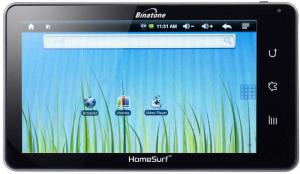 binatone homesurf 795 android tablet computer