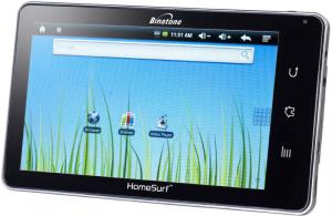 binatone homesurf 705 tablet computer