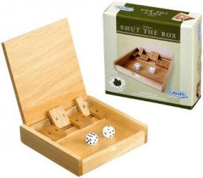Gibsons Games Eclipse mini Shut the Box