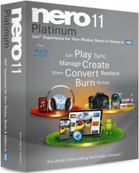 nero 11 platinum multimedia software