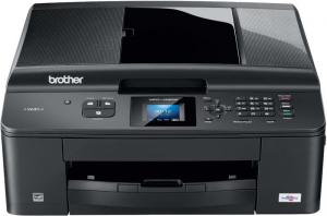 brother MFC J430W All in One Wireless Colour Inkjet Printer
