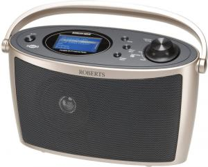 roberts stream 105 portable internet radio