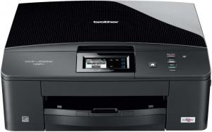 Brother DCP J525W A4 All in One Wireless Colour Inkjet Printer