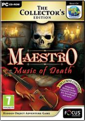 focus maestro music of death
