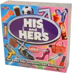 drummon park his and hers board game