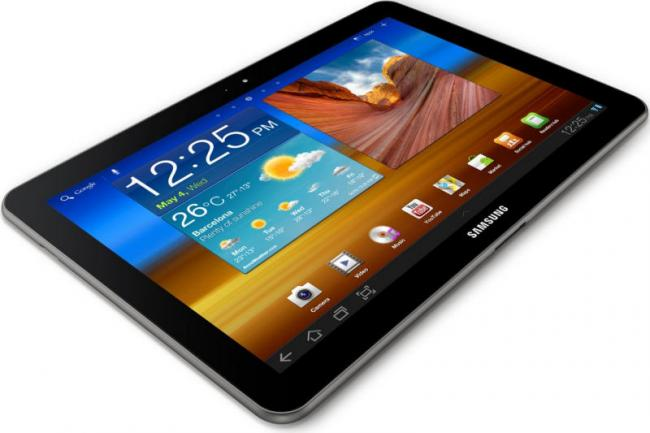 review samsung galaxy tab 10 1. Black Bedroom Furniture Sets. Home Design Ideas