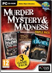 focus murder mystery madness